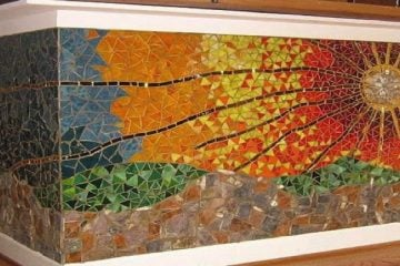 Mosaics Lab | Tile Mosaic Artwork, Mosaic Patterns, Handmade Mosaic Art