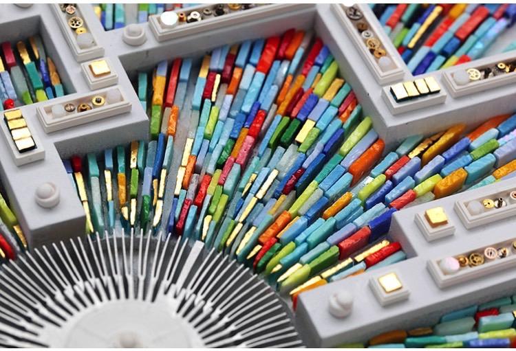 Nathalie Vin | Mosaics Lab | Tile Mosaic Artwork, Custom Mosaic Designs, Handmade Mosaic Art