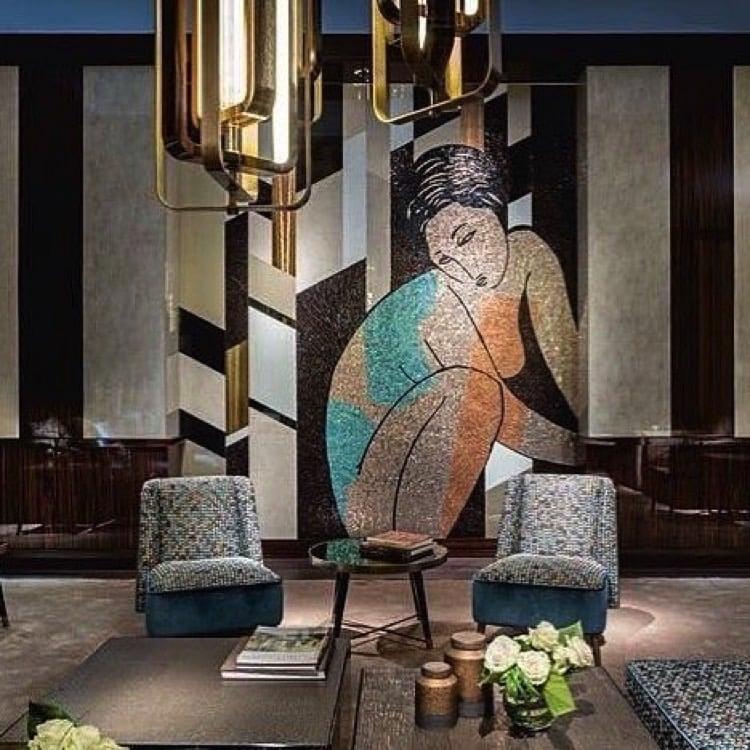 Mosaics Lab   Tile Mosaic Artwork, Custom Mosaic Design, Handmade Mosaic Art