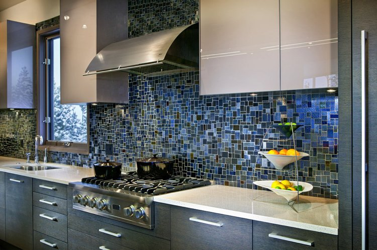 Kitchen Mosaic Backsplash | Mosaics Lab | Tile Mosaic Artwork, Mosaic Patterns, Handmade Mosaic Art