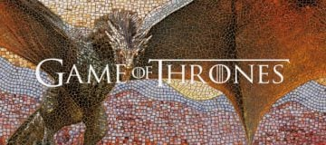 Game of Thrones Tile Mosaic Artwork