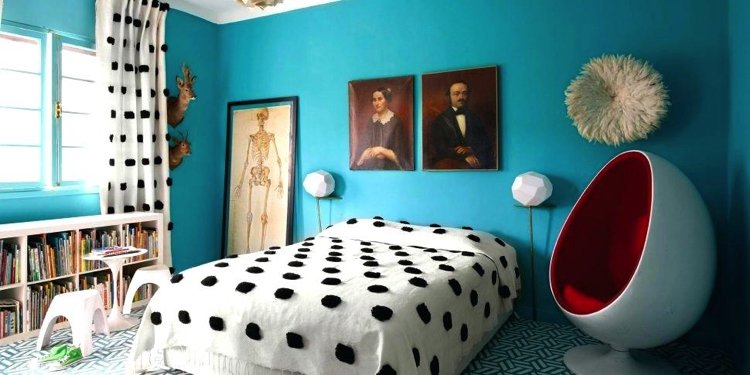 Fun and fully personalized bedroom decor