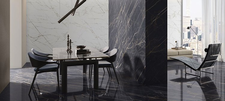 Beautiful marble flooring and coverings.