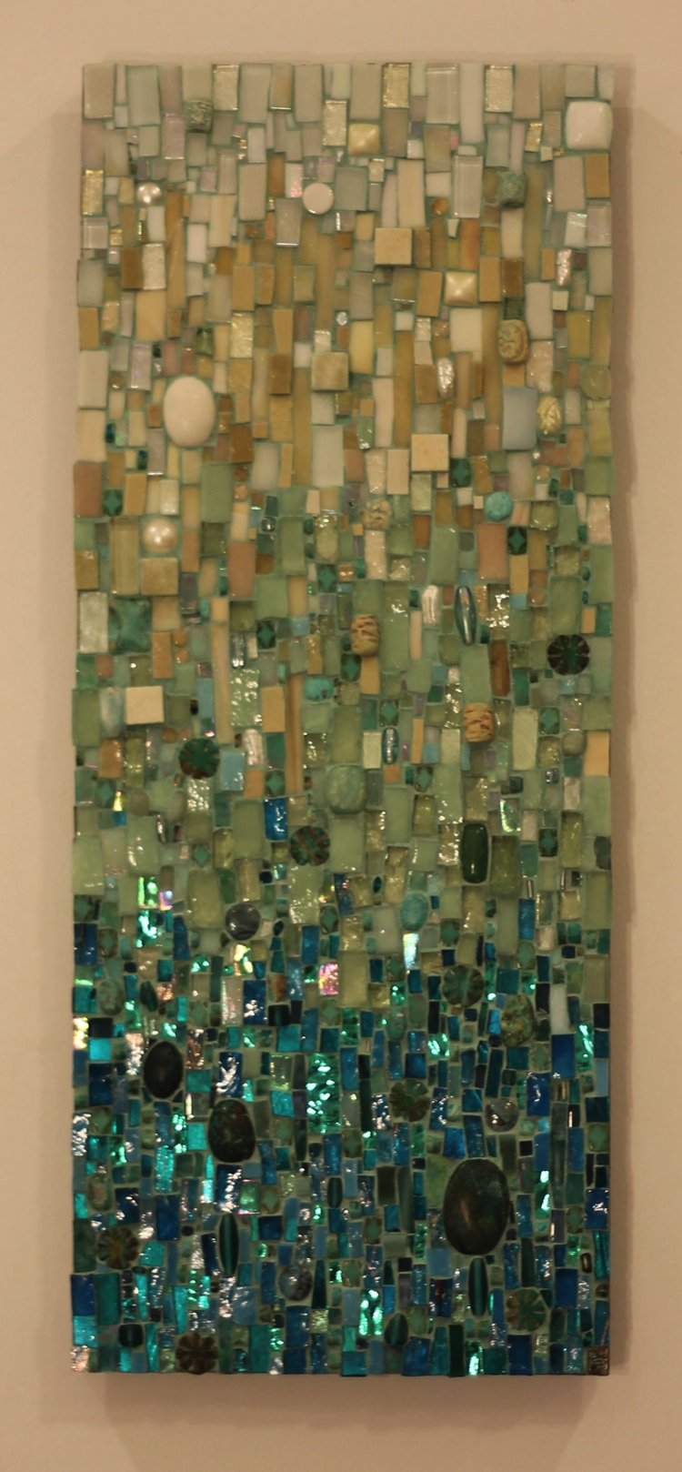 Handmade Mosaic Wall Art are great as home accent.