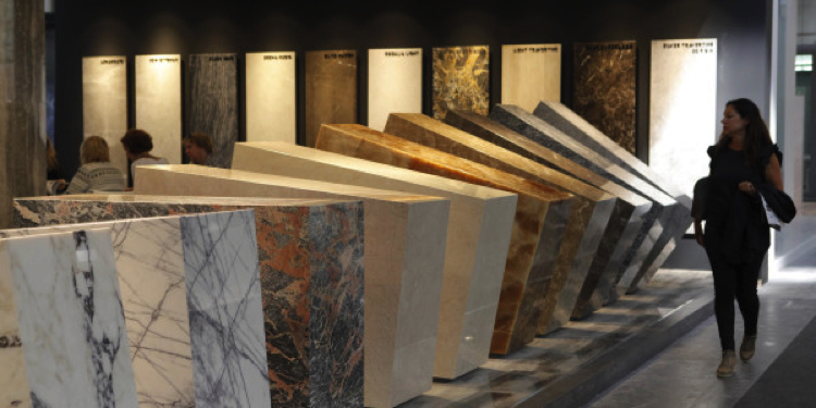 Polished stone, a true celebration of the variety of beauty produced by the earth!