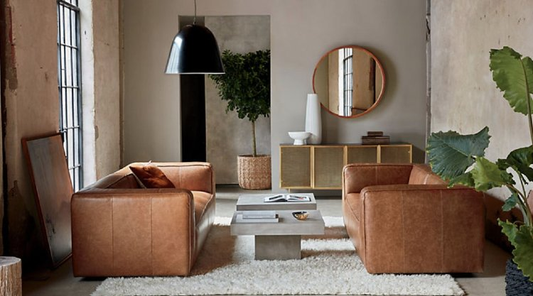 Earthy tones with beautiful home accents
