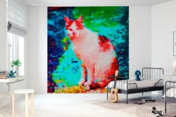 handmade Mosaic Artwork for kids