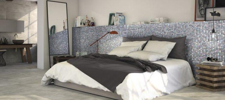 Bedroom Mosaics Artwork