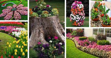 Floral Mosaic Art