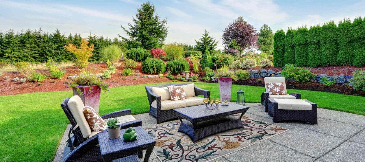 Backyard design, backyard decoration