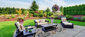 Backyard design, backyard decoration
