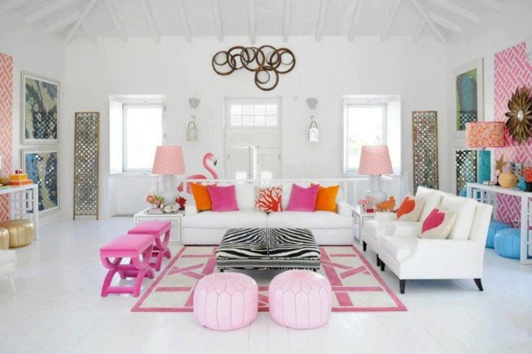 Great details in pink