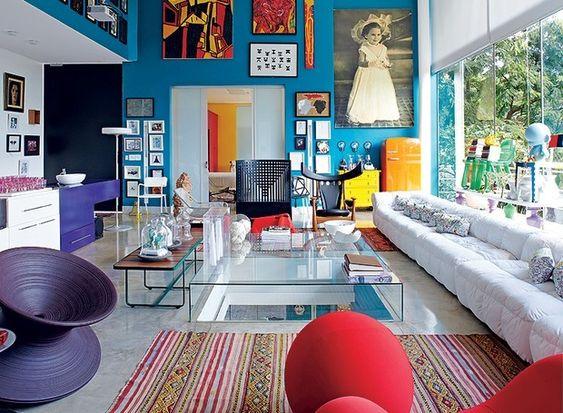 Maximal Interior designed space. | Interior Design inspiration by Mosaics Lab
