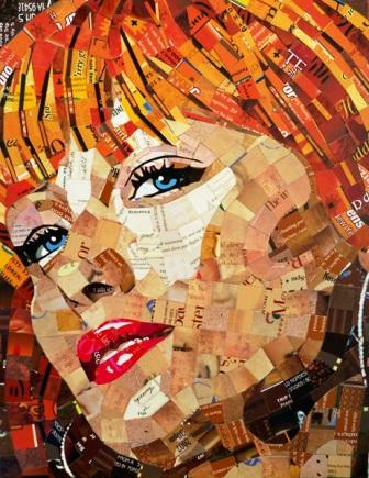 Sandhi Schimmel mosaic artwork | Mosaic Art Inspiration