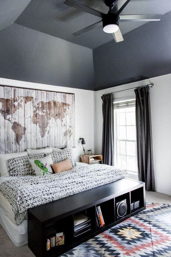beautiful carpets and drapes are perfect for kids' bedroom.  Design Inspiration by Mosaics Lab