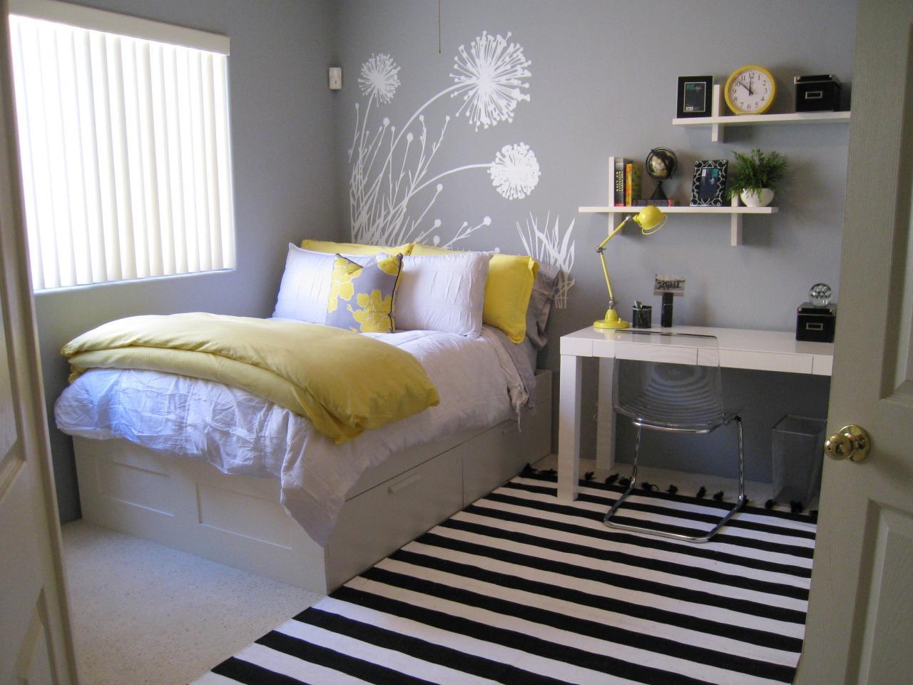 Floating shelves for kids bedroom.  Design Inspiration by Mosaics Lab