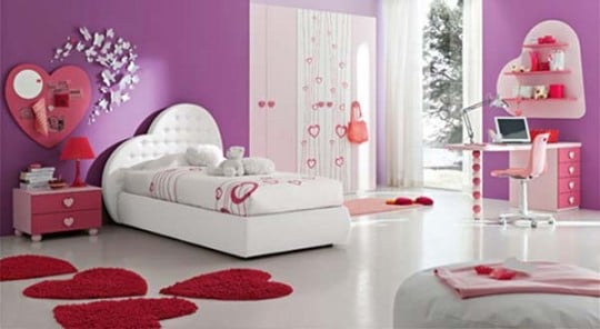 Amazing furniture statement pieces for teenagers' room.  Design Inspiration by Mosaics Lab