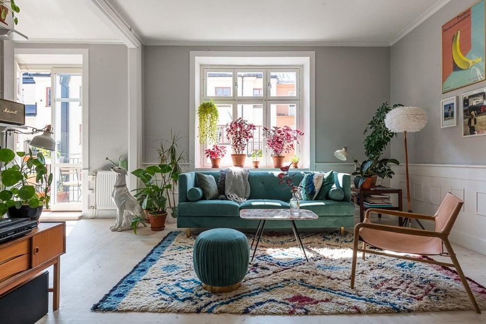 Scandinavian interiors. Interior Design Inspiration by Mosaics Lab