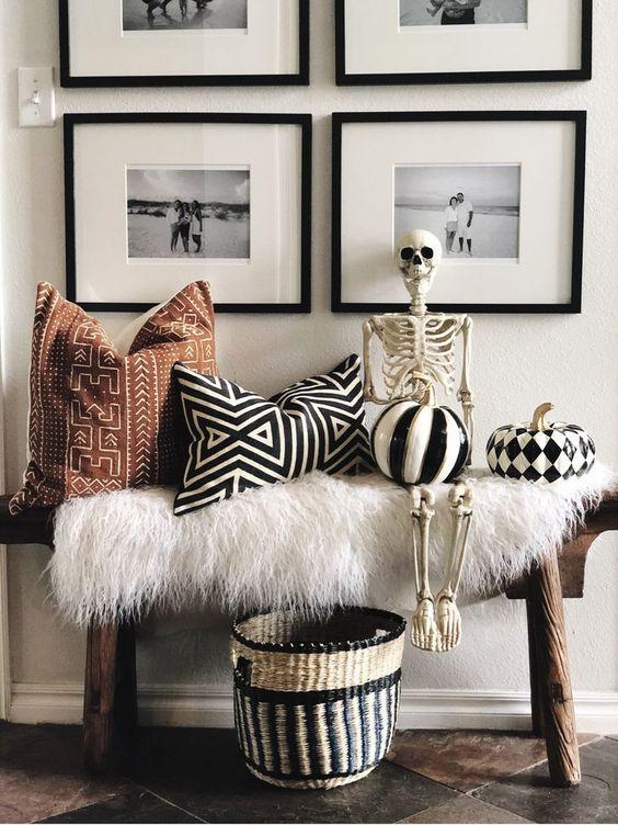 Discreet and stylish home interiors.