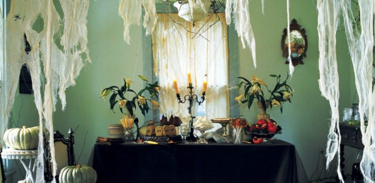 Halloween home decor inspiration