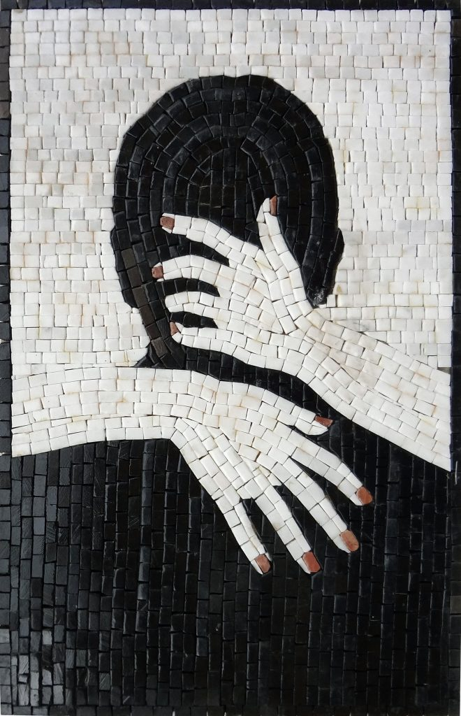 Gorgeous and affordable Mosaic gift by Mosaics Lab