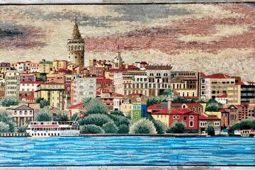 mosaic art by Mosaics Lab