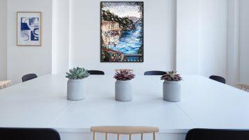 Handmade Mosaic Design by Mosaics Lab