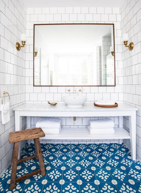 Beautiful Bathroom Mosaic Tiles