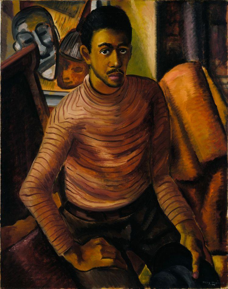 Black history month Artwork by Malvin Gray Johnson