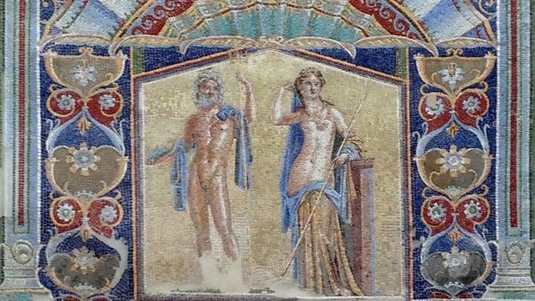 Roman Mosaic Artwork, Mosaic Designs, Mosaic Art
