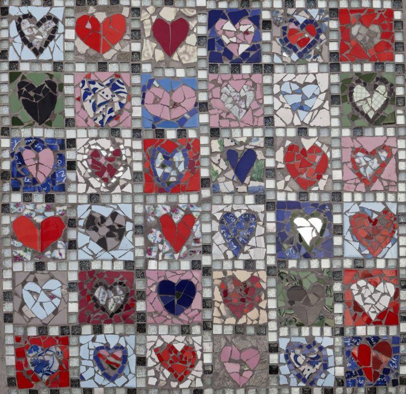 Mosaic Art by Eileen McDonough