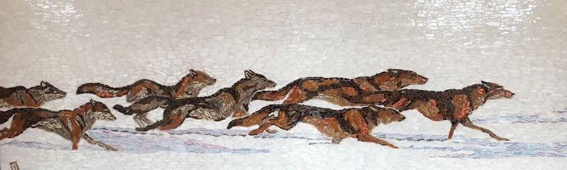 Mosaic Art by Pamela Mauseth