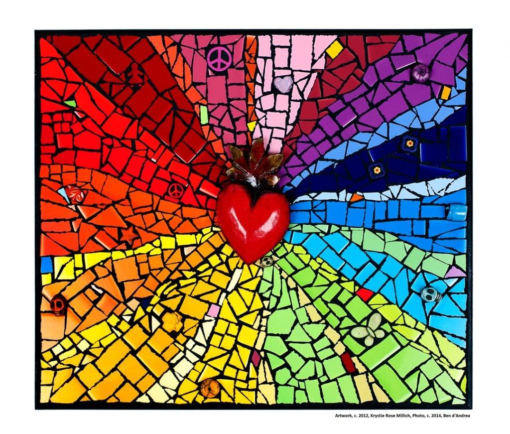 Mosaic Design by Krystie Rose Millich