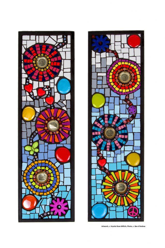 Mosaic Art by Krystie Rose Millich