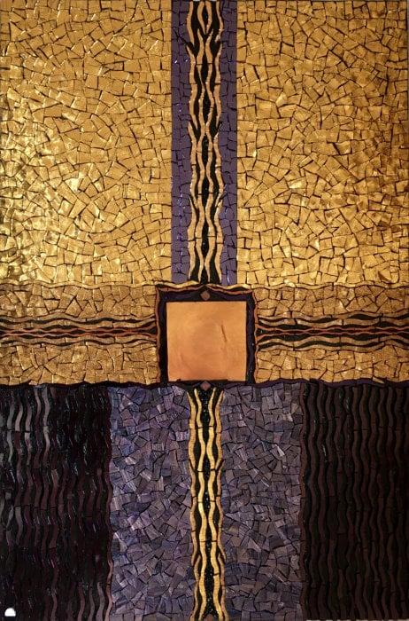 Mosaic Artwork by Elaine Goodwin
