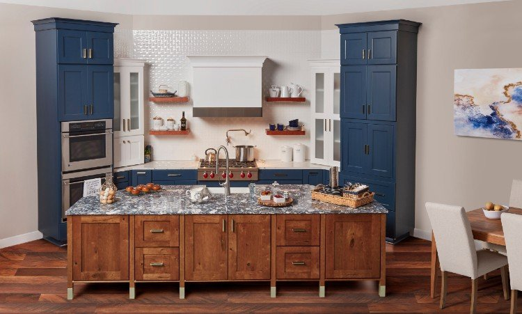 Kitchen Design trends at Kibis 2021