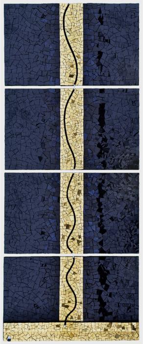 Mosaic Design by Elaine Goodwin
