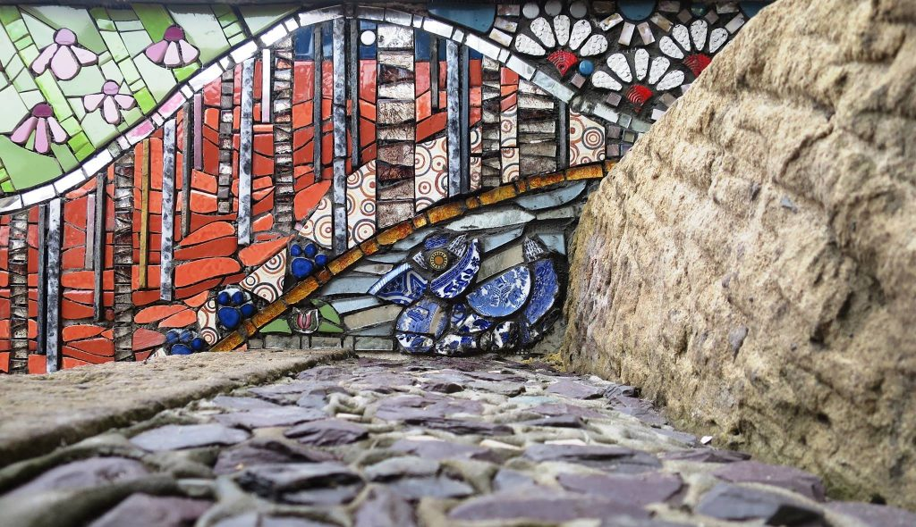 Mosaic Design by Caroline Jariwala