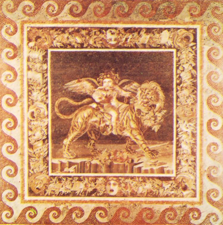 Roman Mosaic Artwork, Mosaic Designs, Ancient Mosaic Design
