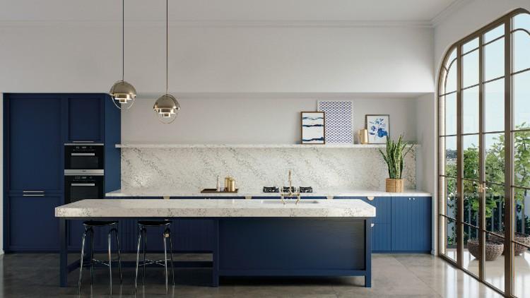 Kitchen Interiors Trend at Kibis 2021