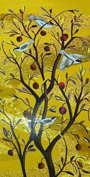 Mural Mosaic Art by Mosaics Lab