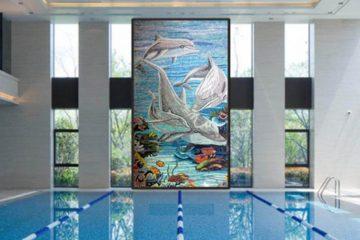 Mosaic Artwork, Mosaic Murals, Mosaic Designs