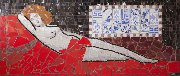 Mosaic Design by Mosaics Lab