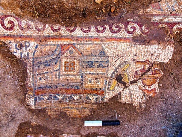 Egyptian Mosaic Art and Designs