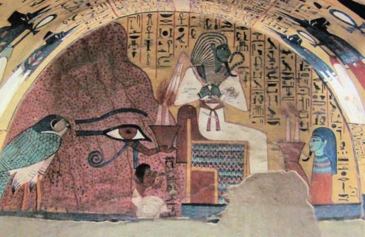 Preserved Mosaic Artwork