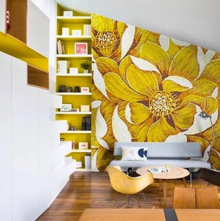 Mosaic Mural and Mosaic Design