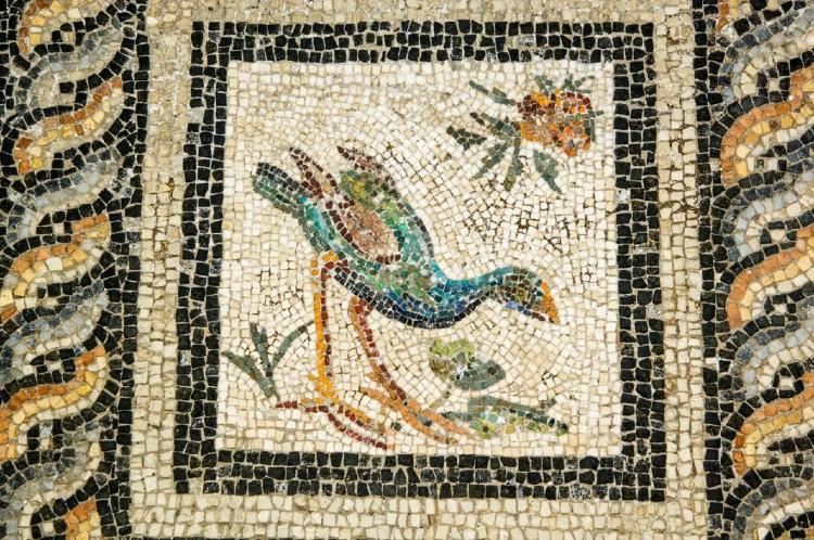 Egyptian Mosaic Artwork and Designs - Alexandria, Egypt.