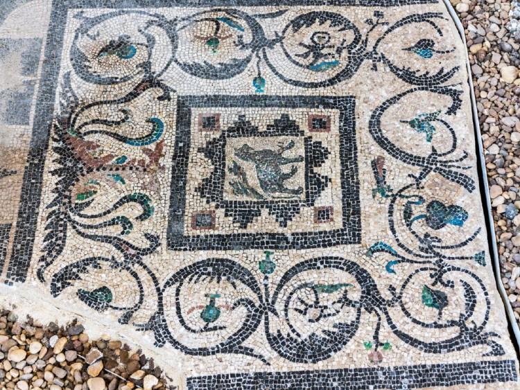 Egyptian Mosaic Artwork and Designs - Alexandria, Egypt
