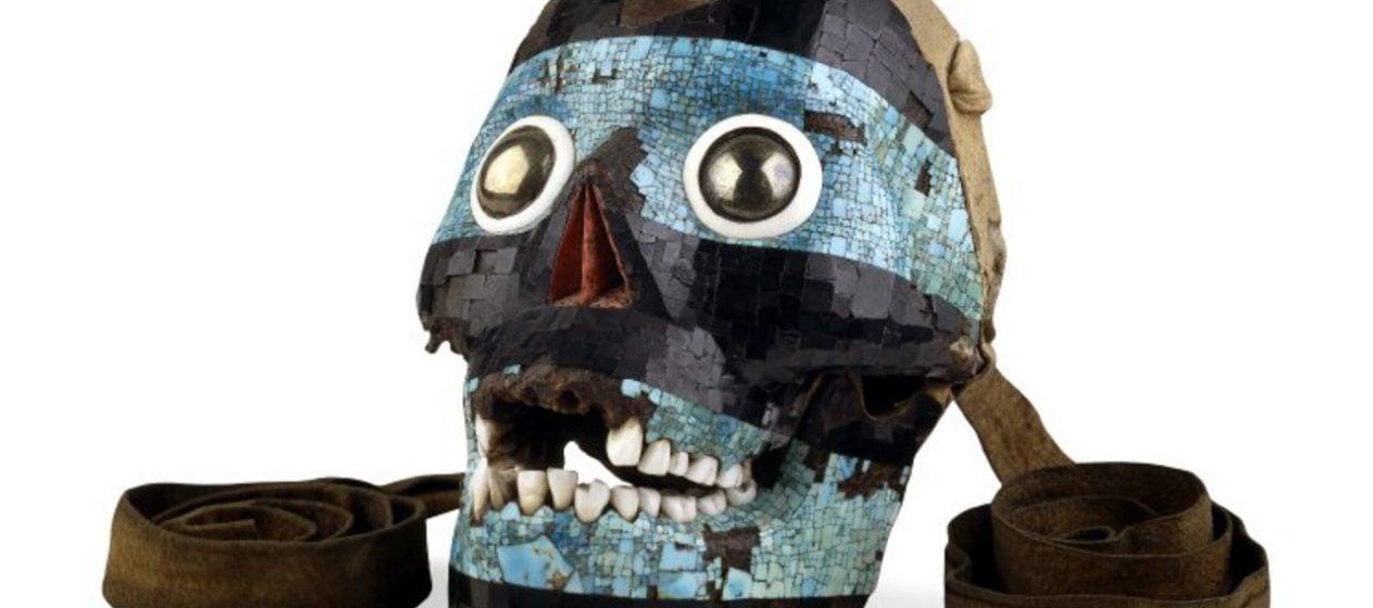 Mosaic Masks, Contemporary Mosaic Art, Mosaic Artwork