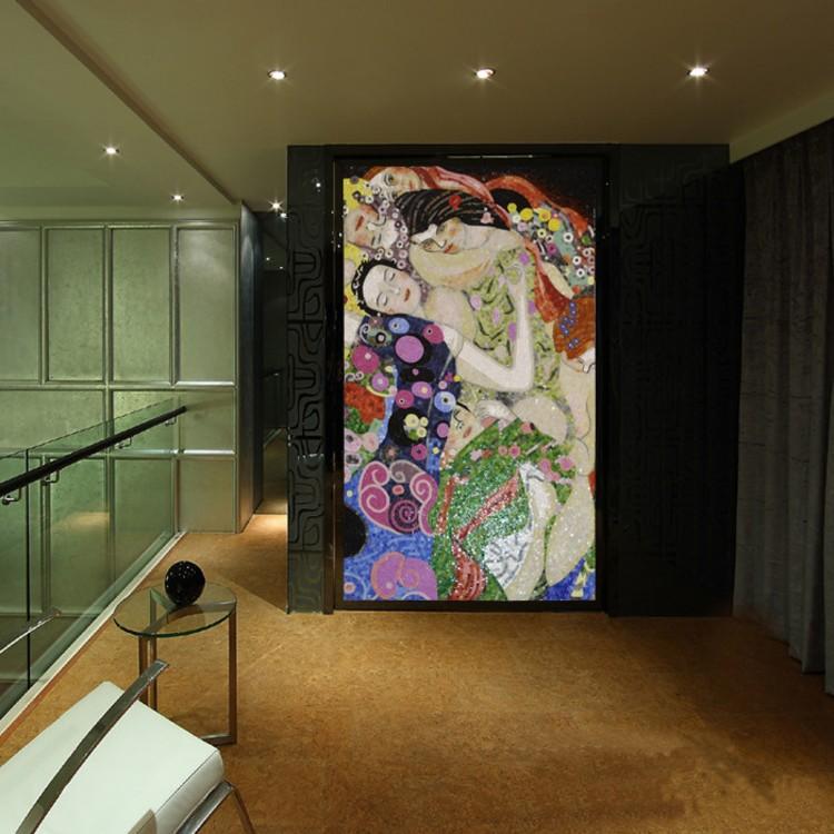 Handmade Mosaic Art Reproductions by Mosaics Lab.